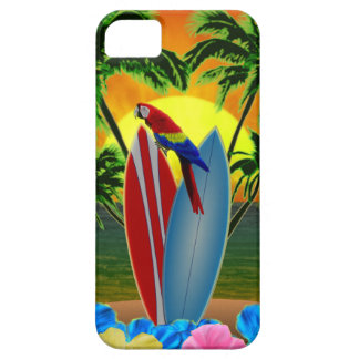 Tropical Sunset iPhone 5 Cases