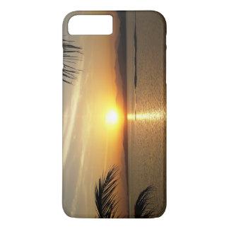 Tropical Sunset iPhone 7 Plus Case