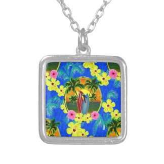 Tropical Sunset Custom Jewelry