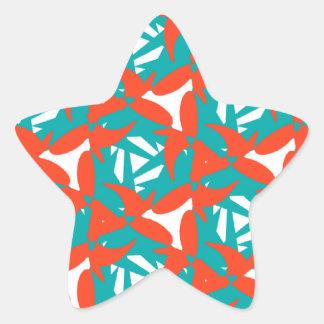 Tropical Surprise Design Sticker