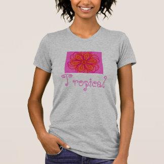 Tropical - T Tshirt