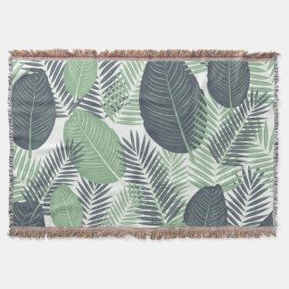 Tropical Theme blanket