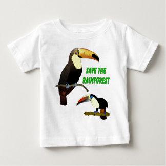 Tropical Toucan Baby T-Shirt
