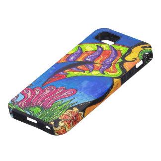 Tropical Toucan iPhone 5 case. iPhone 5 Case