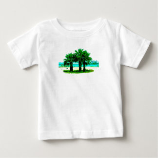 Tropical Tree Trio Baby T-Shirt