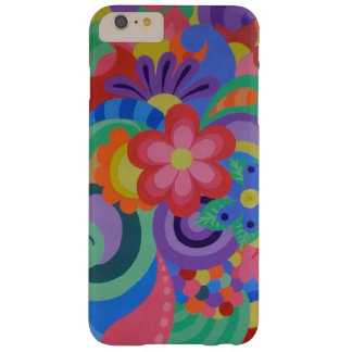 Tropical Trival Barely There iPhone 6 Plus Case