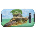 tropical vacation samsung galaxy s3 cover