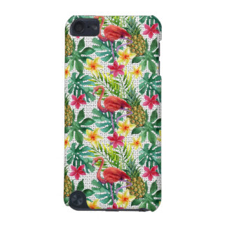 Tropical Watercolor iPod Touch (5th Generation) Covers