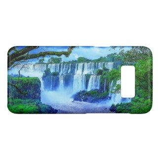 Tropical Waterfalls Case-Mate Samsung Galaxy S8 Case