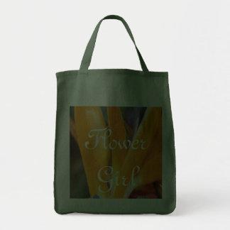 Tropical Wedding Flower Girl Gift Bag