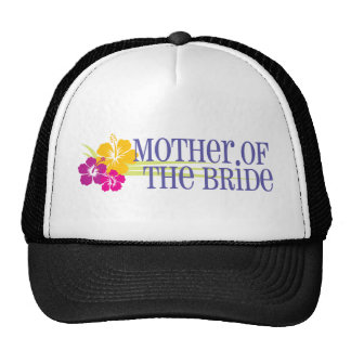 Tropical Wedding Mother of the Bride Hats