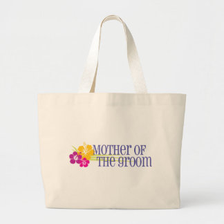 Tropical Wedding Mother of the Groom Tote Bag