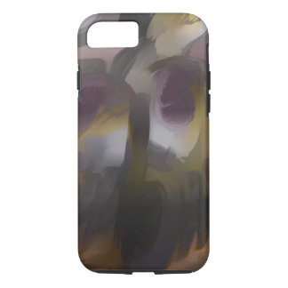 Tropical Wind Pastel Abstract iPhone 7 Case