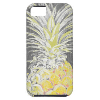 Tropical Yellow Pinneapple iPhone 5 Cover