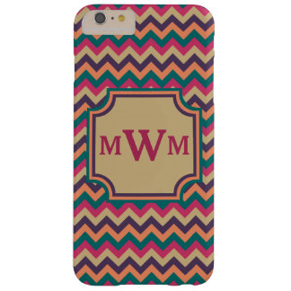 Tropical Zigzag iPhone Case-Mate Case Barely There iPhone 6 Plus Case