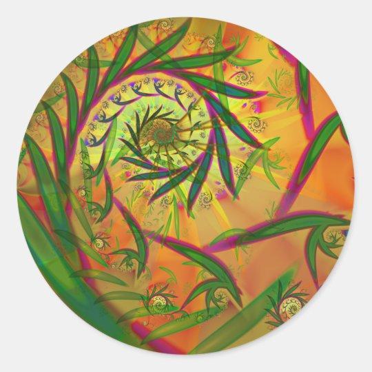 Tropicana Sticker
