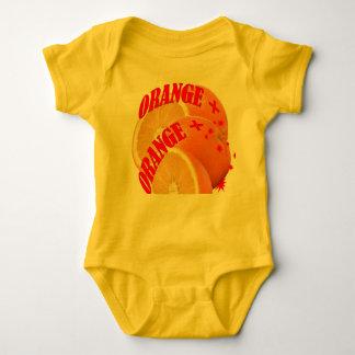 Tropics Baby Bodysuit