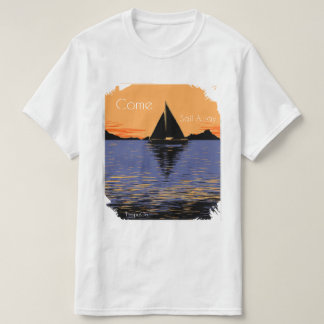 TropoCo. Come Sail Away Tee