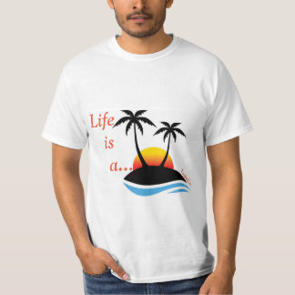 TropoCo. Life is a Beach Tee