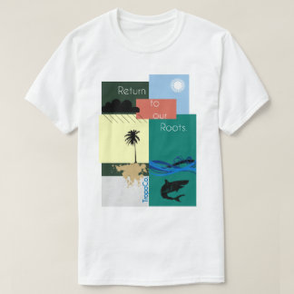TropoCo. Return to our Roots Tee