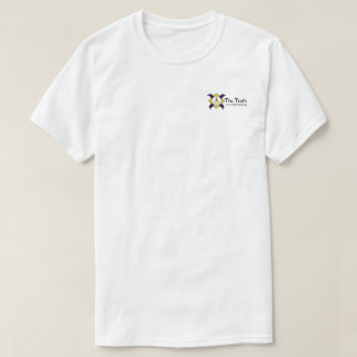 Troth Full Color Horizontal Logo T Shirts