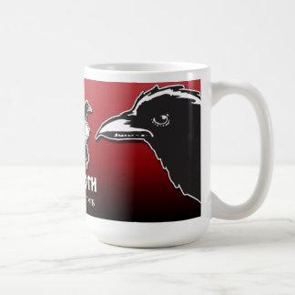 Troth Ravens Mug (Red) - 15oz