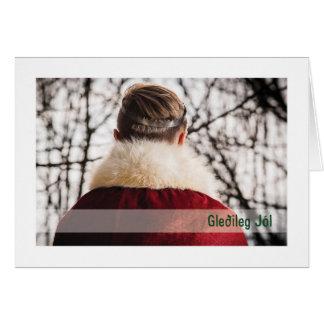Troth Yule Card :: Klaas