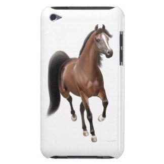 Trotting Arabian Horse iPod Touch Case