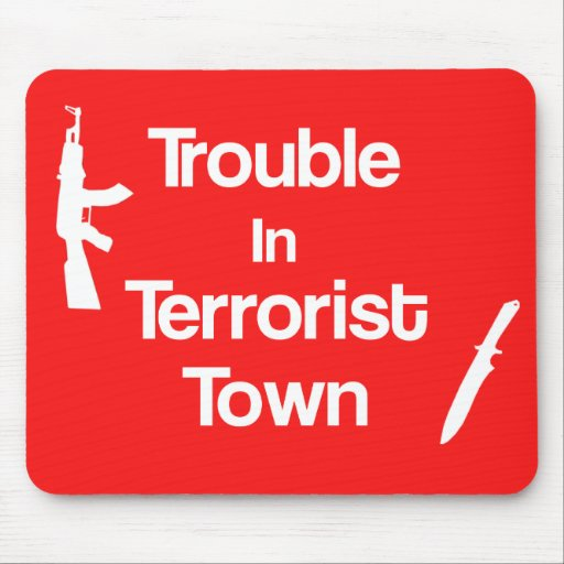 Trouble In Terrorist Town Gaming Mouse Pad Zazzle