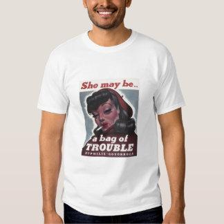 Trouble Tshirt