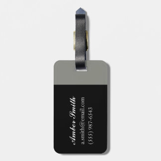 Troubled, 1934 bag tag
