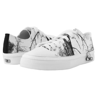 Troubled Nature Low Tops