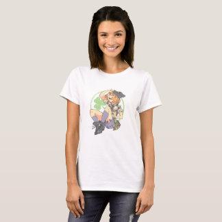 Troublesmaker Plain (Shamrock) T-Shirt