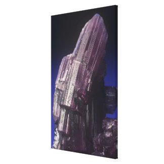Troumaline Crystals Canvas Print