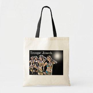 Troupe Joweh Dancers Canvas Bag