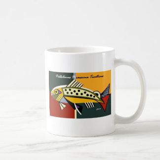 Trout Basic White Mug