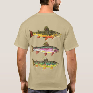 Trout Fisherman's T-Shirt