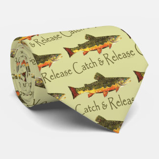 Trout Fishing | Catch and Release Tie