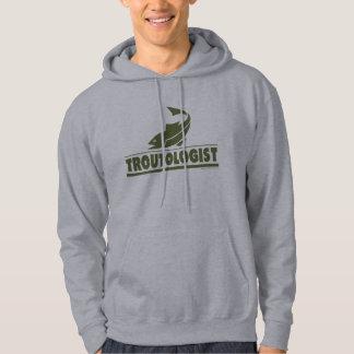 Trout Fishing Hoodie