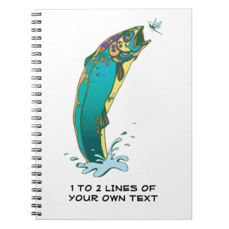 Trout Fishing Notebooks