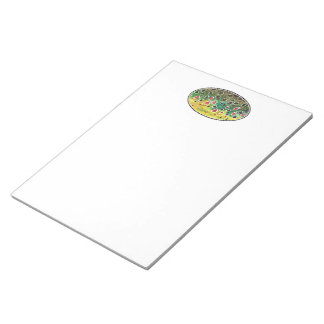 Trout Fly FIshing Notepad