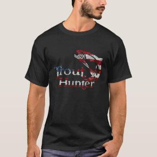 TROUT HUNTER USA T-Shirt