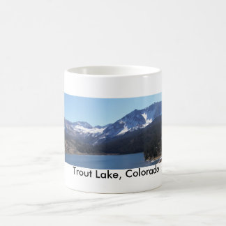 Trout Lake, Colorado Coffee Mug