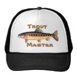 Trout Master Cap