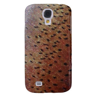 Trout Skin iPhone Cover Galaxy S4 Case