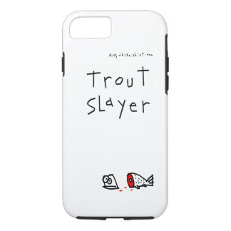Trout Slayer iPhone 7 Case
