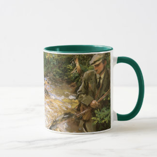 Trout Stream in the Tyrol by John Sargent Mug