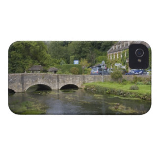Trout stream in the village of Bibury, iPhone 4 Case