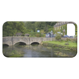 Trout stream in the village of Bibury, iPhone 5 Cover