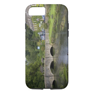 Trout stream in the village of Bibury, iPhone 8/7 Case